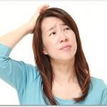 女性の薄毛の原因とは?過度なダイエットによる栄養不足やストレス、加齢による水分保湿力の低下やホルモンバランスの乱れ等により薄毛になってしまう