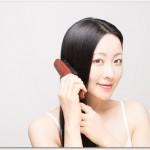 育毛したい女性に効果的な方法とは?大きくしっかりしたブラシで丁寧なブラッシングを続けていくうちに抜け毛がなくなりました