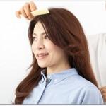 薄毛になった女性が改善したこととは?美容院でパーマやカラーリングの回数を減らしたら髪がしっかりと太くなりました。