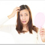 高校生でも髪が薄い女子の原因とは?女性ホルモンが影響している?