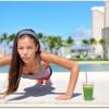 髪が薄い女性で若い人が気をつける事とは?野菜を摂り適度な運動をしよう!