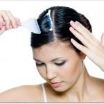 高校生の女子が髪が薄い状態になるのは?頭皮への刺激が原因?
