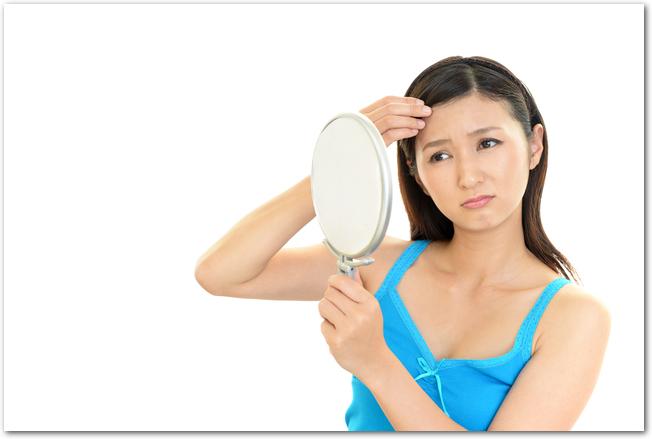 女性にとって髪は美しさの象徴です。