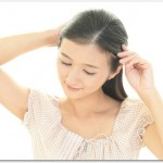 柑気楼は産後の抜け毛に効く?頭皮への刺激もなく抜け毛が減った?