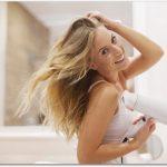 ナノケアドライヤーで育毛対策。地肌が潤い髪質の改善も